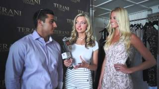 Terani couture gowns at Secret Room Events MTV Movie Awards Style Lounge Thumbnail