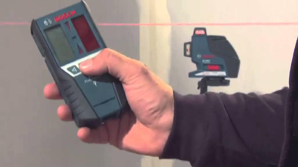 Nivel l ser de l neas bosch gll 3 80 youtube - Nivel laser bosch ...