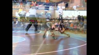 Matt Gwin Wrestling Highlights 2012-13