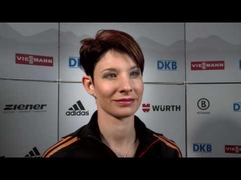 Ski Cross: Interview mit Heidi Zacher (29.10.2013)