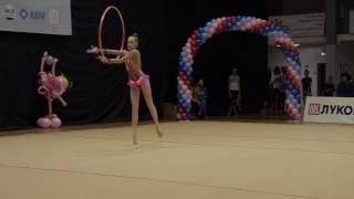 Художественная гимнастика/Метелица 2017/Мария Фадеева Обруч
