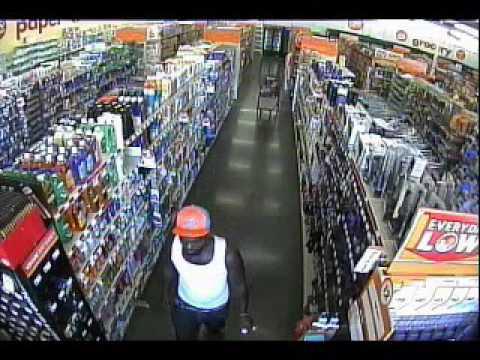 Surveillance Aisle video 5 (Lonzie Barton The Blue Eyed Child)