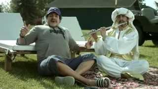 EL 10 | Martin Bossi imita a Diego Maradona en su cumpleaños