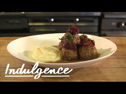 How to Make Decadent Swedish Meatballs that Put IKEA's to Shame