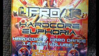 Uproar - Hardcore Euphoria Mzone Mix