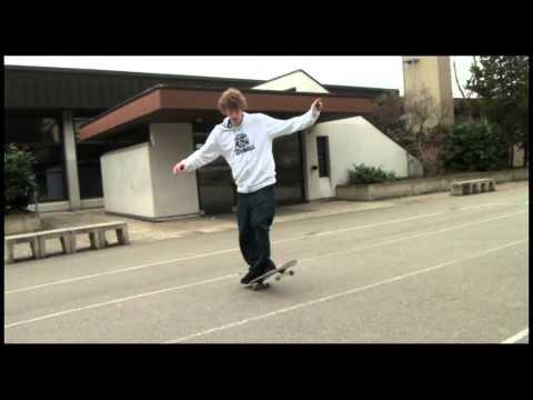 Anthony Pasche, Semi-pro skater from Swizerland