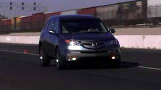 2007 Acura MDX | Road Test |  Edmunds.com