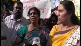 News 1st Lunch time Shakthi TV 1PM 26th January 2015