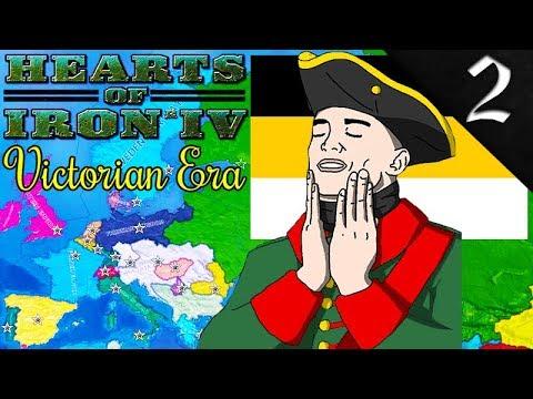RUSSIAN-ANGLO ENTENTE! Hearts of Iron 4: Victorian Era Mod: Russian Empire: Alexander II #2