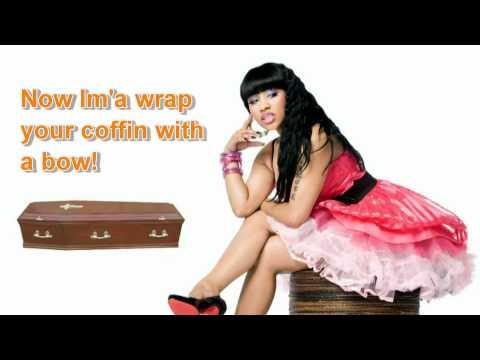 Romans Revenge LIL KIM DISS  Nicki Minaj Animated