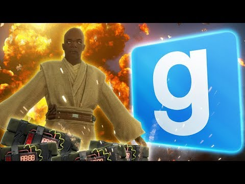 THIS PARTY'S OVER!   GMOD TTT