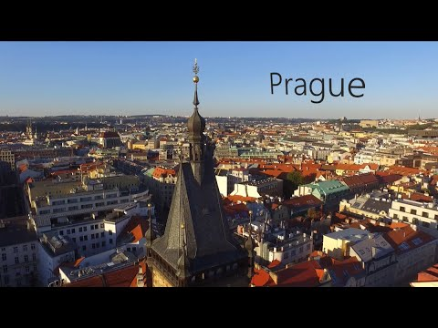 Prague, Czech Republic | Stunning Drone and GoPro Video