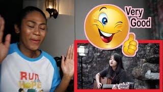 Gambar cover Hanin Dhiya - Memories - Maroon 5 (Cover) | Reaction