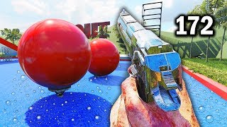 BIGGEST EVER WIPEOUT 214 WEAPON GAME (Custom Zombies)