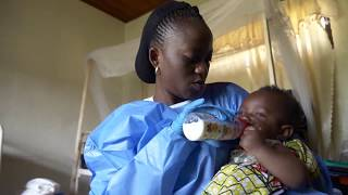 Crianças são um terço dos pacientes com ebola na RD Congo