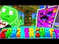 "Minecraft CRAZIER CRAFT SMP - ""WELCOME TO THE WORLD!"" - Episode 1"