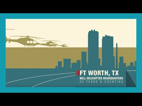 Bell Helicopter: North Texas Economic Impact