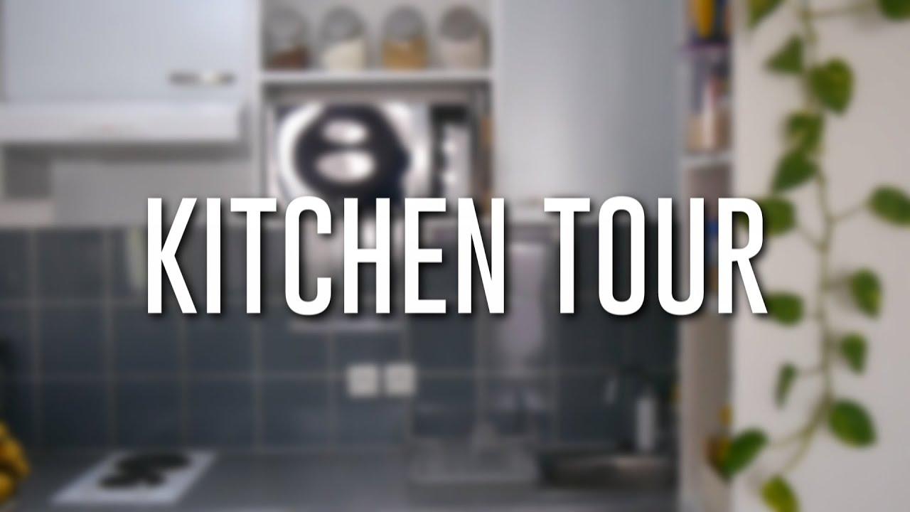 Un Tour Dans Ma Cuisine Kitchen Tour YouTube - Ma cuisine tours