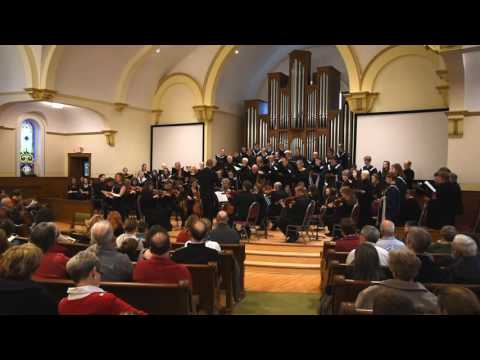 Magnificat 2016 Chelsea Hometown Holiday Concert