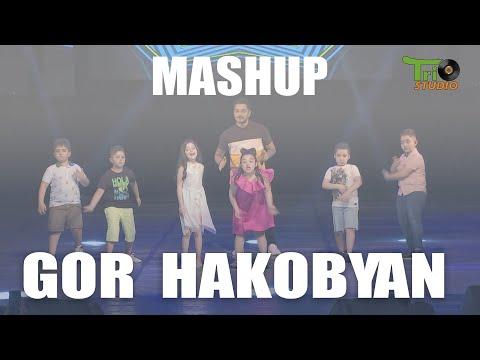 Gor Hakobyan feat. Trio Studio - Armenian Mashup (2020)