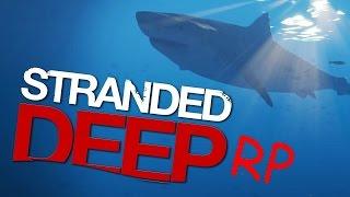 stranded deep RP: terre en vue !!!!!