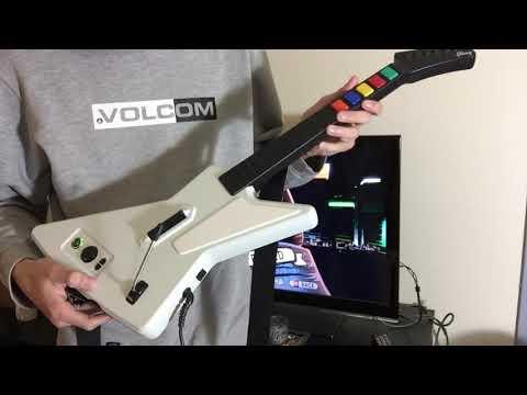 xbox-360-guitar-hero-xplorer-controller-test-demo