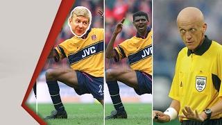 Vào ngày này   13.2   Bàn thắng tranh cãi của Arsenal
