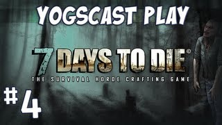 7 Days to Die - Zombie Minecraft - Part 4 - House Party