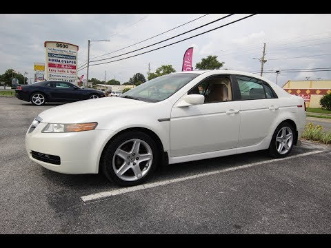 SOLD 2006 Acura TL One Owner VTEC 89K Miles Meticulous Motors Inc Florida For Sale