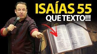 Isaías 55 - Seus pensamentos são mais altos que os meus (Felipe Seabra)