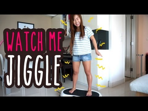WATCH ME JIGGLE (Bye Bye Cellulite)