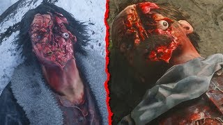 GORIEST Deaths in Red Dead Redemption 2 (RDR2 Brutal Moments)