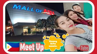 MALL OF ASIA Meet Up With Youtubers with Margz Life and Jeanilyns Vlog Line- | Dally Andrada