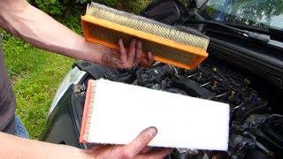 Comment changer le filtre à air sur moteur 1.6 HDI