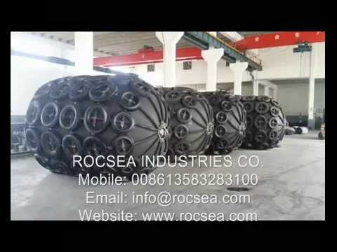 ROCSEA rubber marine fenders & airbags marine supply & equipment