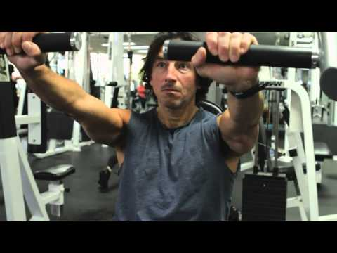 Cybex Equipment Exercise Instructions