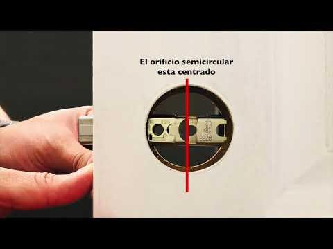Kwikset Vedani Lever Installation - Español