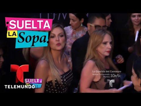 Marjorie de Sousa se molestó por pregunta de su ruptura con Julián Gil | Suelta La Sopa | Entre