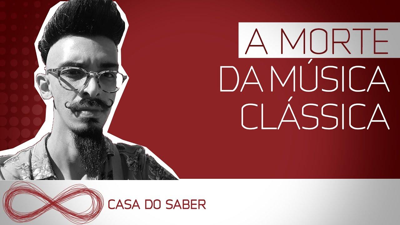 O QUE CAUSOU AO DESGASTE DA MÚSICA CLÁSSICA? | Thiago de Souza