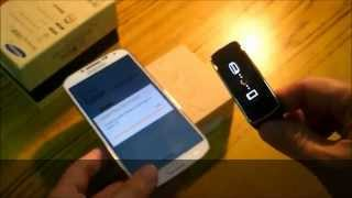 How to install and update Samsung Gear Fit smart watch for the first time