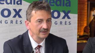 Mediabox interview with Ms.Yoomi RENSTROM (Sweden, R/SOC) and Mr.Gyorgy ILLES (Hungary, L/ILDG)