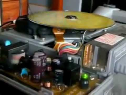 PS1 as a CDplayer