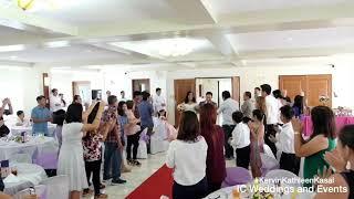 #HostForAllSeasons Meet your Wedding Host 🎤