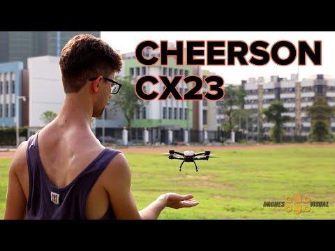 Cheerson CX23 Mini FPV Drone Extensive Review English