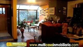 Venta de casa residencial en Puertas del Sol (Cashapata) Cuenca - Ecuador  $ 255.000.00