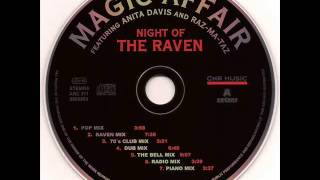 Обложка Magic Affair Night Of The Raven Pop Mix HQ AUDIO