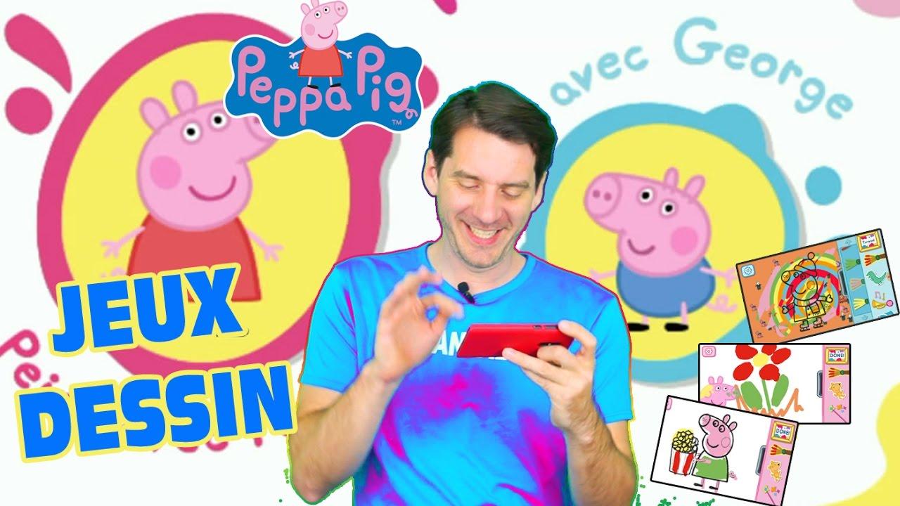Peppa pig jeux peppa pig coloriage jeu mobile gratuit - Peppa pig telecharger ...
