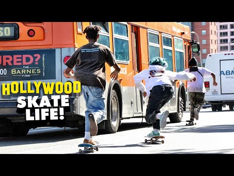 HOLLYWOOD L.A. SKATE