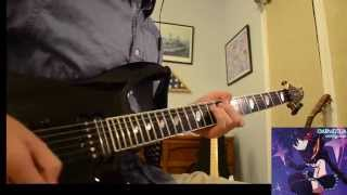 Repeat youtube video Kill la Kill OP2 - ambiguous full Guitar Cover