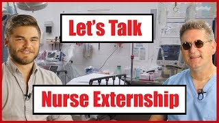 Let's Talk Nurse Externship and Tips on How to Land One
